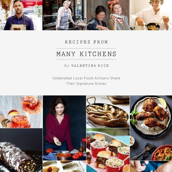 Page Street Other - 🆒🆒Brand New Recipes from Many Kitchens Book🆕🆕